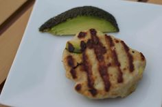 Avocado Chicken Burger. Delicious and easy low-carb recipe! Perfect for Gastric Sleeve and Gastric Bypass Patients!