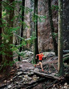 I LOVE trail running @ Hunter's Creek in EA & Chestnut Ridge Park in OP! -mary. Tough Terrain for the Women of Ultra running.