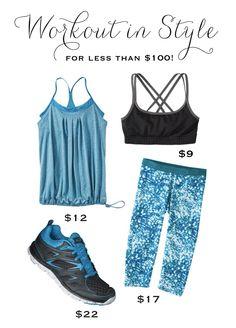 C9 Workout Clothes #target #workoutclothes #blue