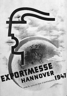 IAA Plakat 1947