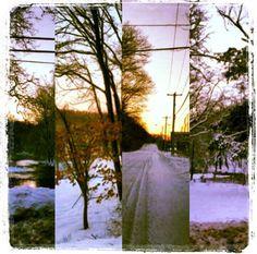 Beautiful Winter In Pa