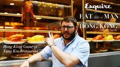 Eat like a Man in Hong Kong with Josh Ozersky