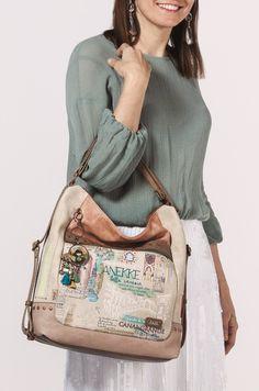 Kabelko-batoh z letnej kolekcie Venezia Liberty, Shoulder Bag, Bags, Fashion, Handbags, Moda, Political Freedom, Fashion Styles, Freedom