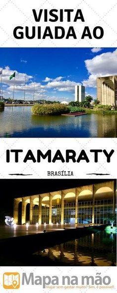 visita guiada ao palácio do itamaray