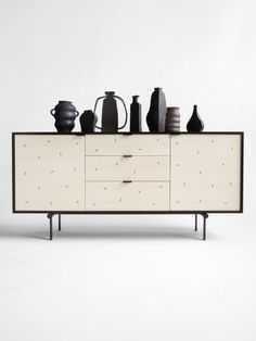 Confetti Credenza by Moving Mountains; handmade furniture and accessories Cabinet Furniture, Furniture Design, Furniture Dolly, Art Furniture, Furniture Outlet, Kitchen Furniture, Office Furniture, Modern Sideboard, White Credenza