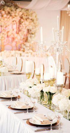 Elegant linens hook up my wedding