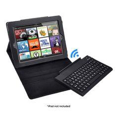 I Found This Amazing Leather Ipad 2 3 Wireless Bluetooth Keyboard Case At Nomorerack