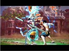 One Piece Burning Blood PS4-XB1-PS Vita Video Game