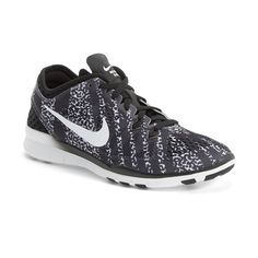 newest 15a7b 46dbe Nike Nike  Free TR Fit 5 Print  Training Shoe (Women) available at