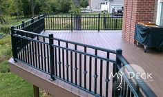 Metal+Deck+Railing+Panels | visit mydeck com