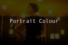 Portrait colour