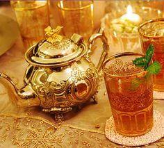 Tea Party Table Decoration
