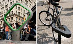 nyc bike rack - Google Search
