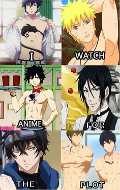 Yeah.... I so do.... *Cough* HAHAHA NOPE!!!!! OREKI!!!! GRAY-SAMA!!! AND LEVI!!! I LOVE YOU!!! OH!! I CANT FORGET YUKINE AND KYO!!!