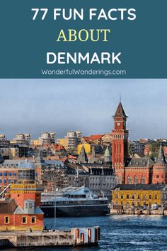 77 Interesting Denmark facts Traveling to Denmark soon? Check these Denmark facts to learn about Copenhagen, living in Denmark, the culture of Hygge, food in Denmark and much more. Europe Travel Tips, European Travel, Places To Travel, Travel Destinations, Places To Visit, Budget Travel, Travel Guide, Visit Denmark, Denmark Travel