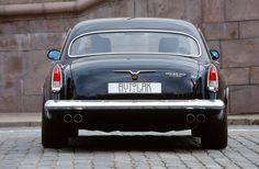 GAZ VOLGA M12, V12 coupe!