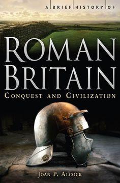 A Brief History of Roman Britain (Brief Histories (Paperback)) Free Books, My Books, Roman Britain, Roman History, Roman Empire, Paperback Books, Book Lists, Amazon, Kindle