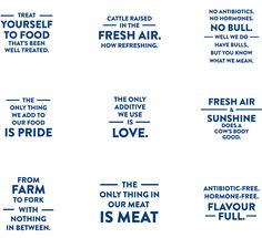 New Logo, Identity, and Packaging for Blue Goose Pure Foods by Sid Lee Blue is the New Organic