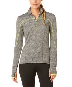 Look what I found on #zulily! C&C California Caviar Velocity Dovetail Pullover by C&C California #zulilyfinds