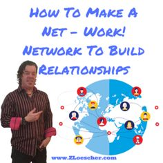 Network To Build Relationships How To Make A Net Work!  Many job seekers are confused about networking and therefore doubt its effectiveness. Networking is the art of building and maintaining mutually beneficial relationships. So, like anything else, networking requires a bit of practice and finesse, but if done correctly, networking can be an invaluable part [ ]