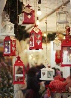 Christmas market in Padua, Italy