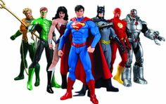 DC Action Figures