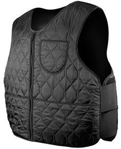 U.S. Armor | Winter Quilt (Front) | Custom Fit Body Armor | You'll Wear It! | www.usarmor.com