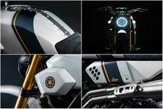 """Uma Tracker """"Sport Heritage"""" é a mais recente membro da família """"Yard Built"""" da Yamaha"""