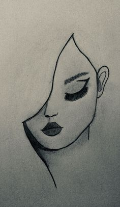 Doodle art 604186106249285237 - art simple – – Source by Art Drawings Sketches Simple, Girl Drawing Sketches, Dark Art Drawings, Girly Drawings, Pencil Art Drawings, Sketch Art, Cartoon Drawings, Cool Drawings, Drawing Tips