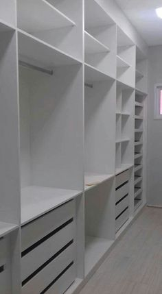 Ideas Luxury Closet Basements For 2019 Wardrobe Design Bedroom, Master Bedroom Closet, Bedroom Wardrobe, Wardrobe Closet, Walk In Closet, Bedroom Wall Designs, Bedroom Cupboard Designs, Bedroom Cupboards, Small Apartment Design