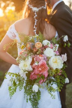 Lowcountry Wedding Bouquets -