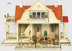 Ladenburger Spielzeugauktion GmbH .....Rick Maccione-Dollhouse Builder www.dollhousemansions.com
