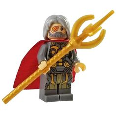Odin All-Father, King of Asgard, protector of the Nine Realms, father of Hela and Thor, the adoptive father of Loki, and husband of Frigga. Recommended Age 6+ C