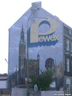 PEWEX mural