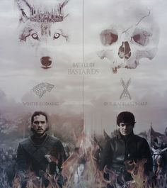 Battle of Bastards #GameofThrones