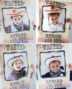 Lili♡Inside: La Cowboy Party de mon Nathou