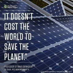 AGREED. Thanks to Climate Reality for the image!