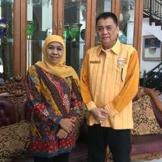Khofifah-Emil Unggul Begini Tanggapan Ketua DPD Hanura Jatim
