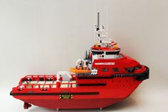 Damen OST 5415 Offshore tug http://www.mocpages.com/moc.php/398699