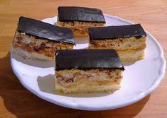 Grízes krémes | kajakóma receptje - Cookpad receptek Tiramisu, Cheesecake, Food And Drink, Cookies, Ethnic Recipes, Mascarpone, Food Cakes, Crack Crackers, Cheese Cakes