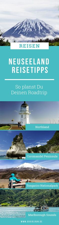 New Zealand Road Trip - The most important information travel tips for your round trip with. : New Zealand Road Trip - The most important information travel tips for your round trip with a campervan Go girl! Work Travel, Travel Goals, Travel Tips, Places To Travel, Travel Destinations, Places To Go, Koh Lanta Thailand, Road Trip, Visit New Zealand