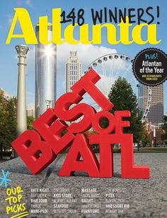This was the year Atlanta finally got its groove back. Builders started building again. New restaurants opened their doors. Heck, even our panda population went up by 50 percent. Here are the 148 best things about Atlanta right now  http://www.atlantamagazine.com/archives/
