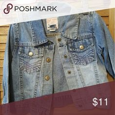 2t toddler girl blue jean jacket excellent condition Old Navy Jackets & Coats Jean Jackets