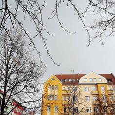 #PBsays Diese Woche ist es echt etwas grau und verregnet. Aber dafür strahlen die Häuserwände im Prenzelberg wenigstens sonnengelb. . . #kiezcouture #berlin #prenzlauerberg #yellow #yellowwar #exploremore #exploreyourcity #exploreberlin #diewocheaufinstagram #igersberlin #inberlinunterwegs #aroundberlin #berlingram #prettylittleberlin #wheninberlin #visit_berlin #kiez #igberlin #vscodaily #berlin2go #berlin4you #lookingup #lookupclub #yellowwall #prenzelberg #bornholmerstrasse #bornholmer…