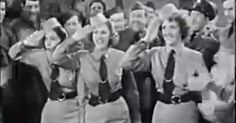 This Andrews Sisters Performance From 1941 Is So Catchy And Charming…See For Yourself!