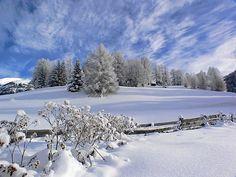 Winter Wonderland in Nauders