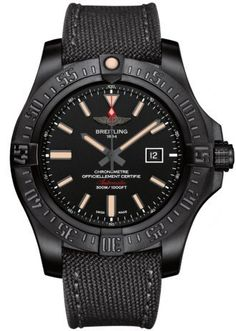 Breitling Watch Avenger Blackbird #bezel-unidirectional #bracelet-strap-synthetic #brand-breitling #case-depth-14-20-mm #case-material-titanium-pvd #case-width-48mm #cosc-yes #date-yes #delivery-timescale-call-us #dial-colour-black #gender-mens #movement-automatic #official-stockist-for-breitling-watches #packaging-breitling-watch-packaging #subcat-avenger #supplier-model-no-v1731010-bd12-100w #warranty-breitling-official-2-year-guarantee #water-resistant-300m
