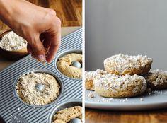 Maple Crumb Donuts | Faring Well #vegan #recipes