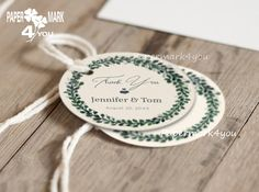 Wedding Favor Tags, Place Cards, Place Card Holders, Paper