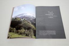 EISACKTALER KELLEREI – BROSCHUERE on Behance Print Design, Polaroid Film, Behance, Cover, Life, Behavior, Slipcovers, Type Design